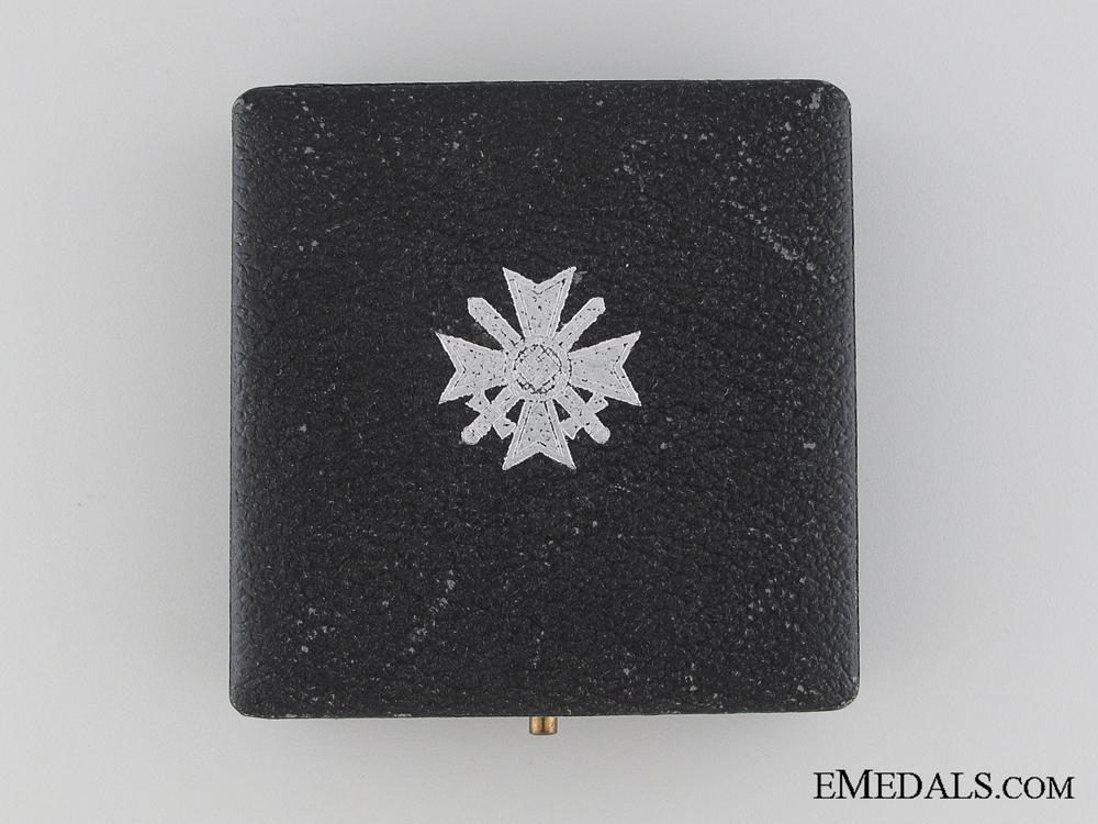 eMedals-Case for War Merit Cross 1st Class