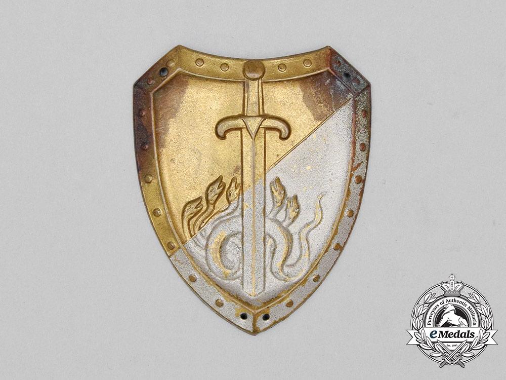 eMedals-A German Freikorps Sleeve Badge