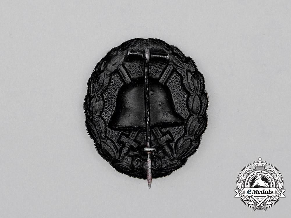 eMedals-A First War German Black Grade Wound Badge