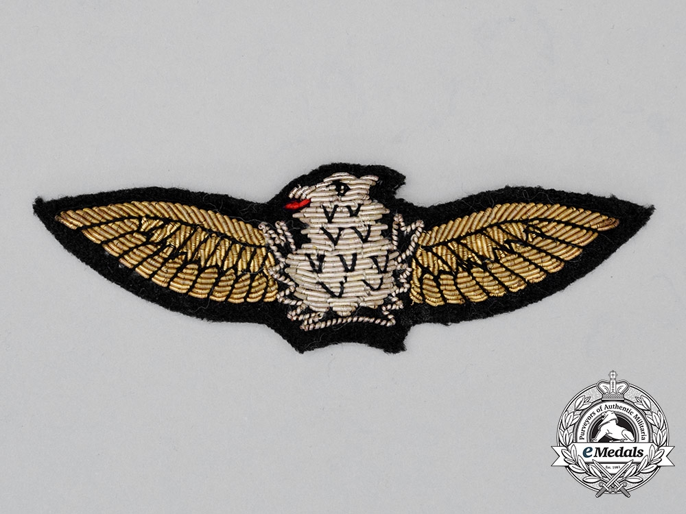eMedals-A Pakistan Army Pilot's Wing