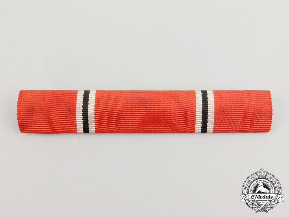 eMedals-A Third Reich Grand Cross of the German Eagle Order Ribbon Bar