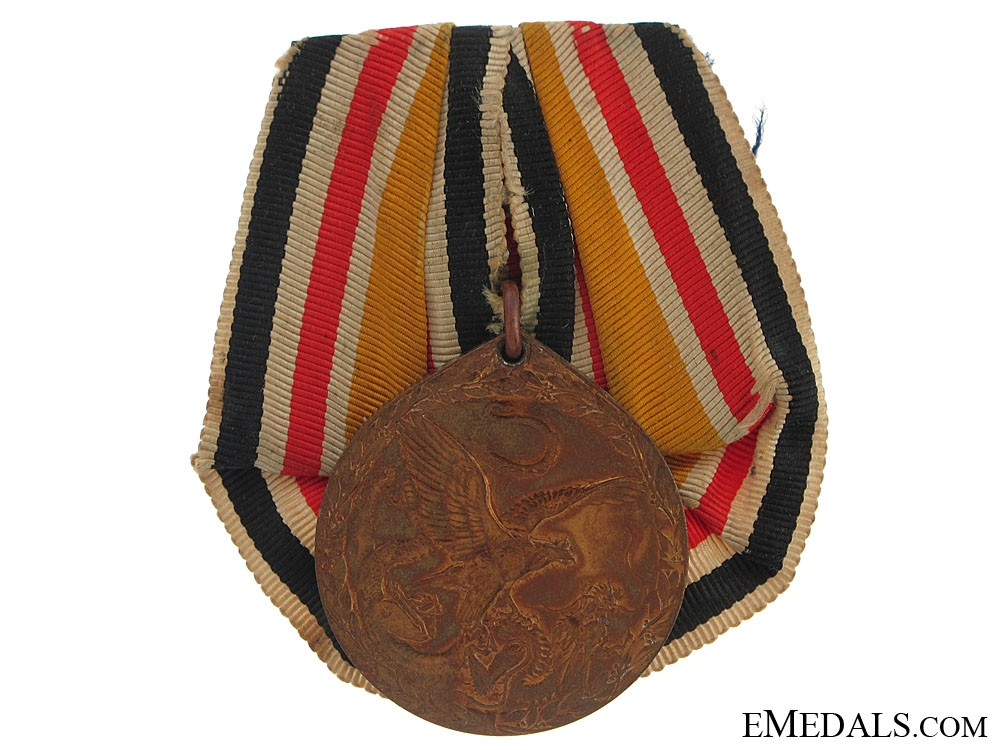 eMedals-China Campaign Medal 1900
