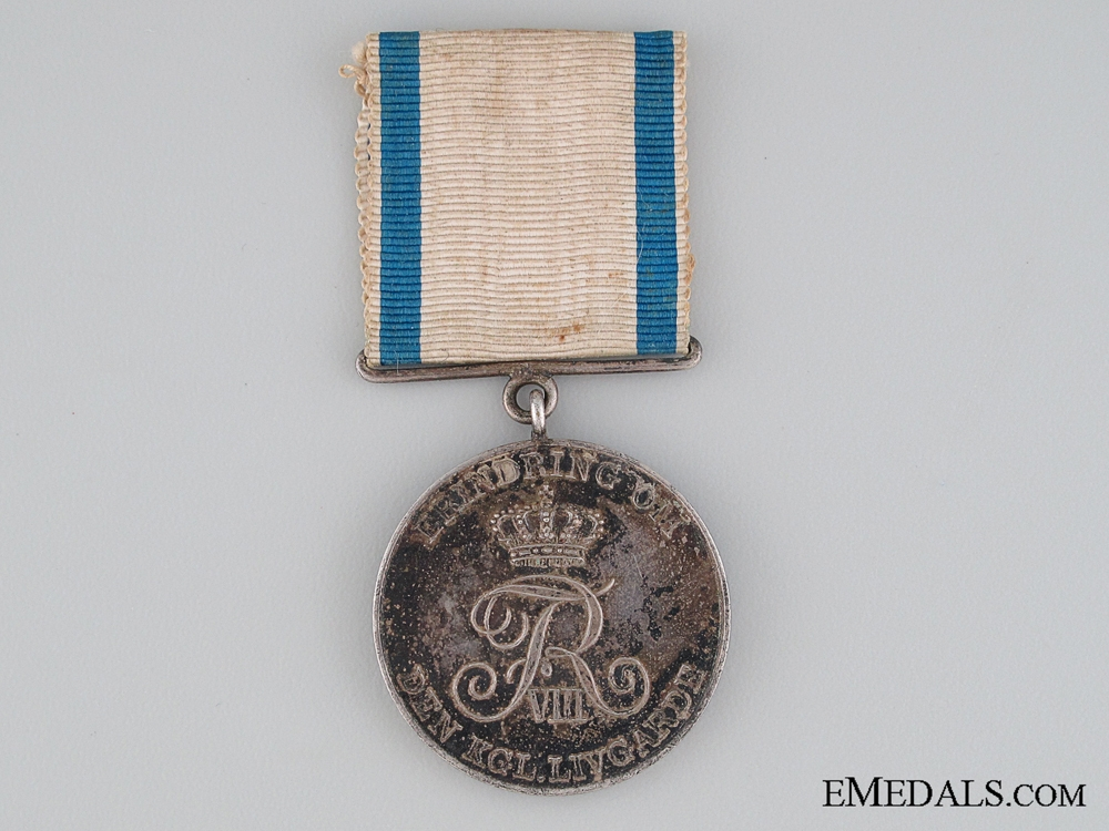 eMedals-Frederick VIII Jubilee Medal 1658-1908