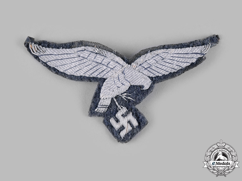 eMedals-Germany, Luftwaffe. An Officer's Tunic Breast Eagle