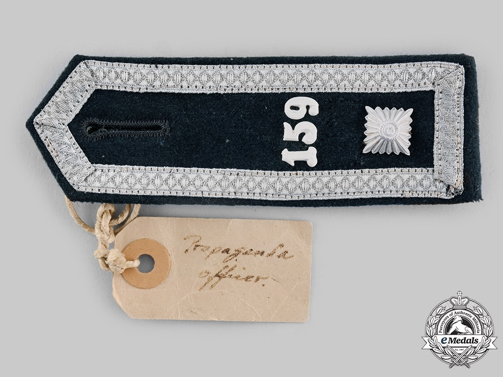 eMedals-Germany, Heer. A Feldwebel Shoulder Board (First Pattern)