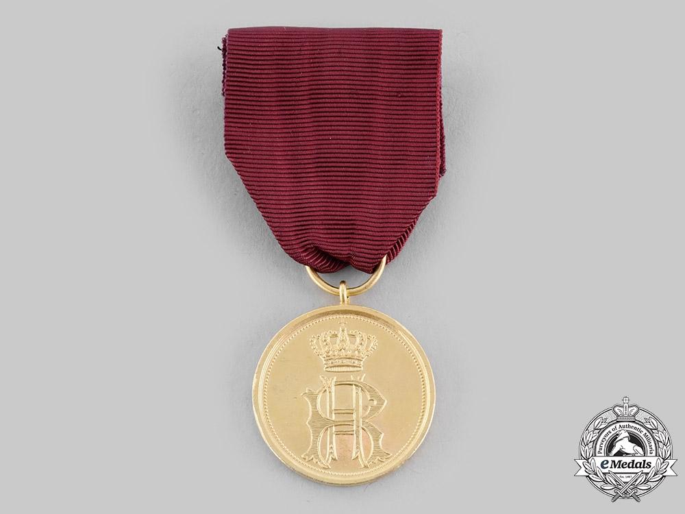 eMedals-Reuss, Kingdom. A Medal of Merit of the Princely Reuss Cross of Honour, c.1900
