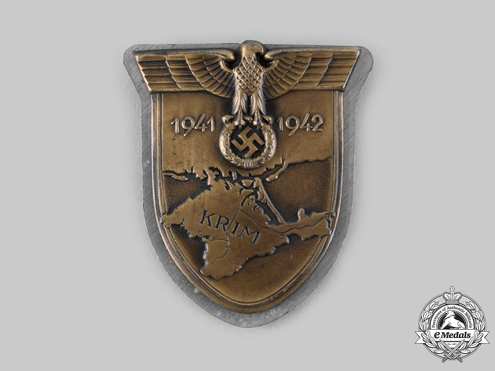 eMedals-Germany, Heer. A Krim Campaign Shield