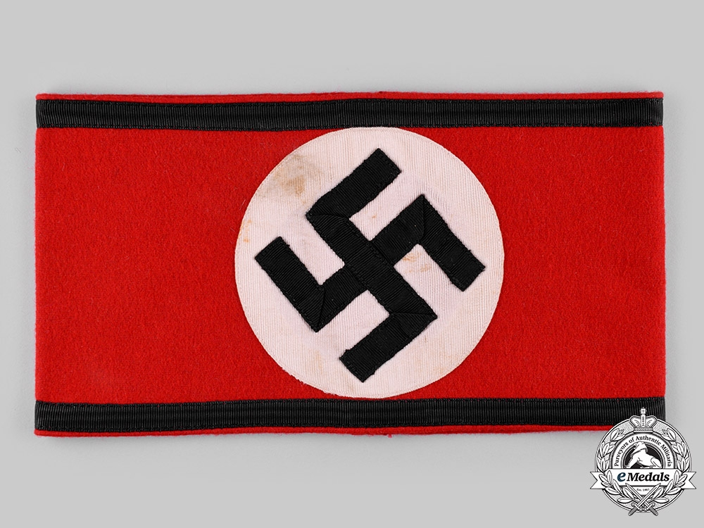 eMedals-Germany, SS. A SS-Style NSDAP Armband