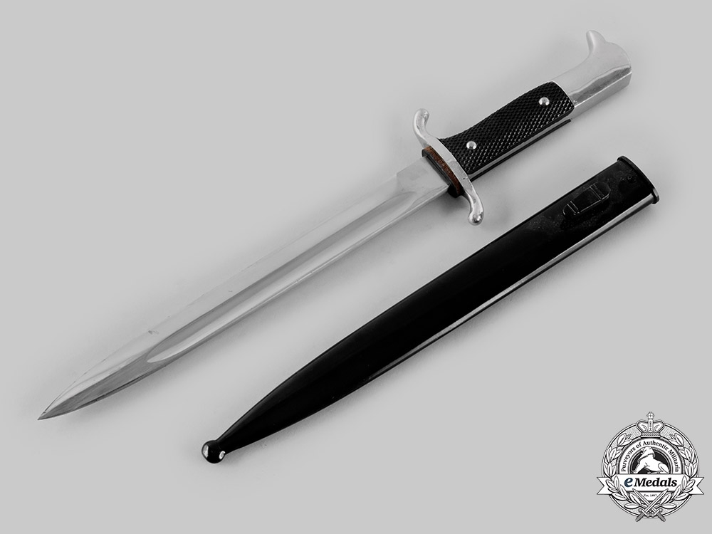 eMedals-Germany, Heer. A Dress Bayonet by Ernst Pack & Söhne