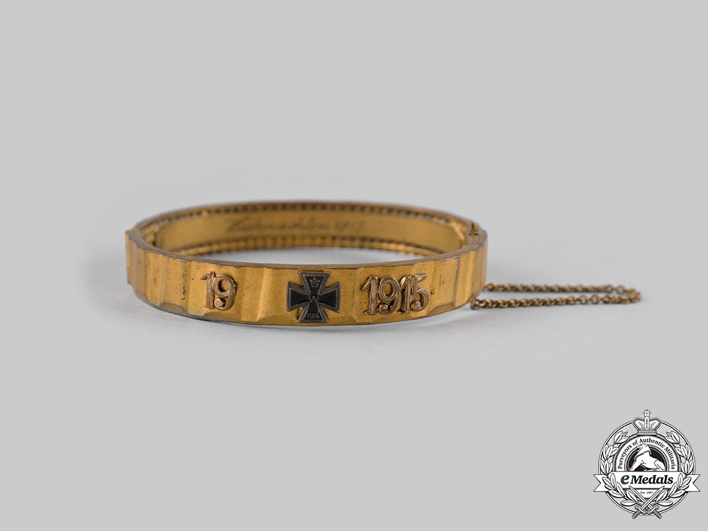 eMedals-Germany, Imperial. A First War Bracelet