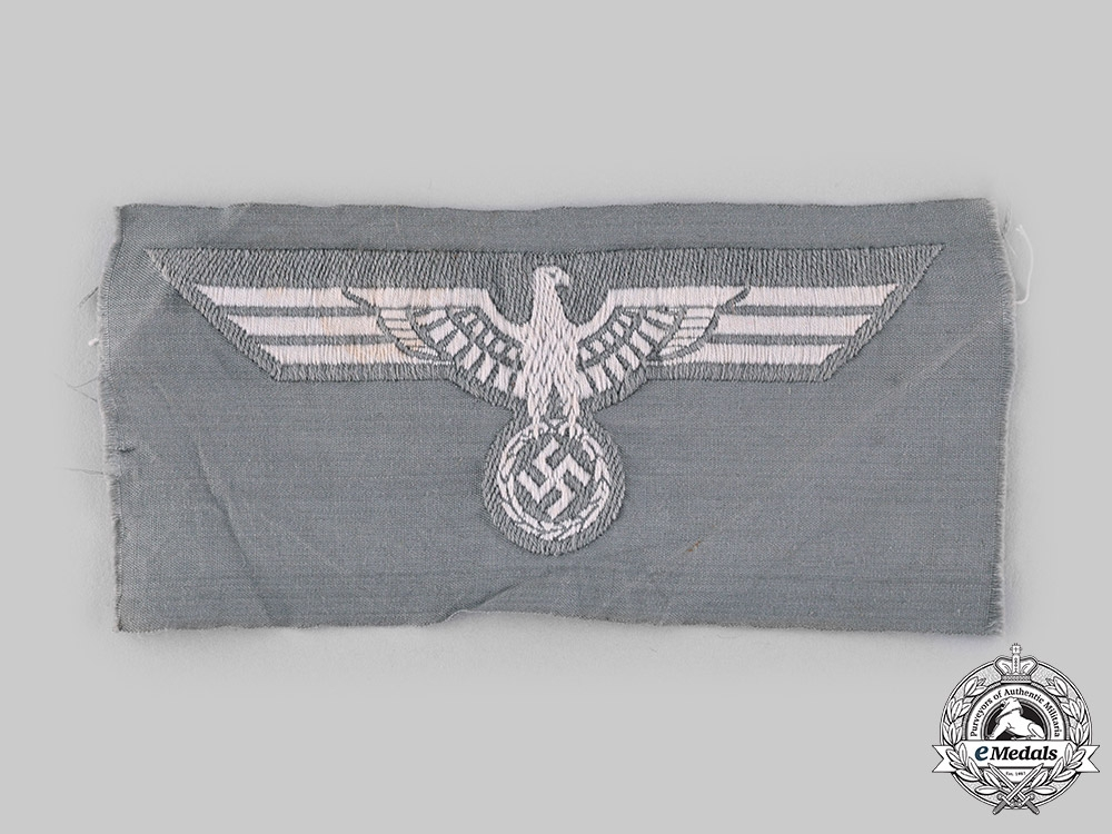 eMedals-Germany, Heer. An EM/NCO's M44 Breast Eagle