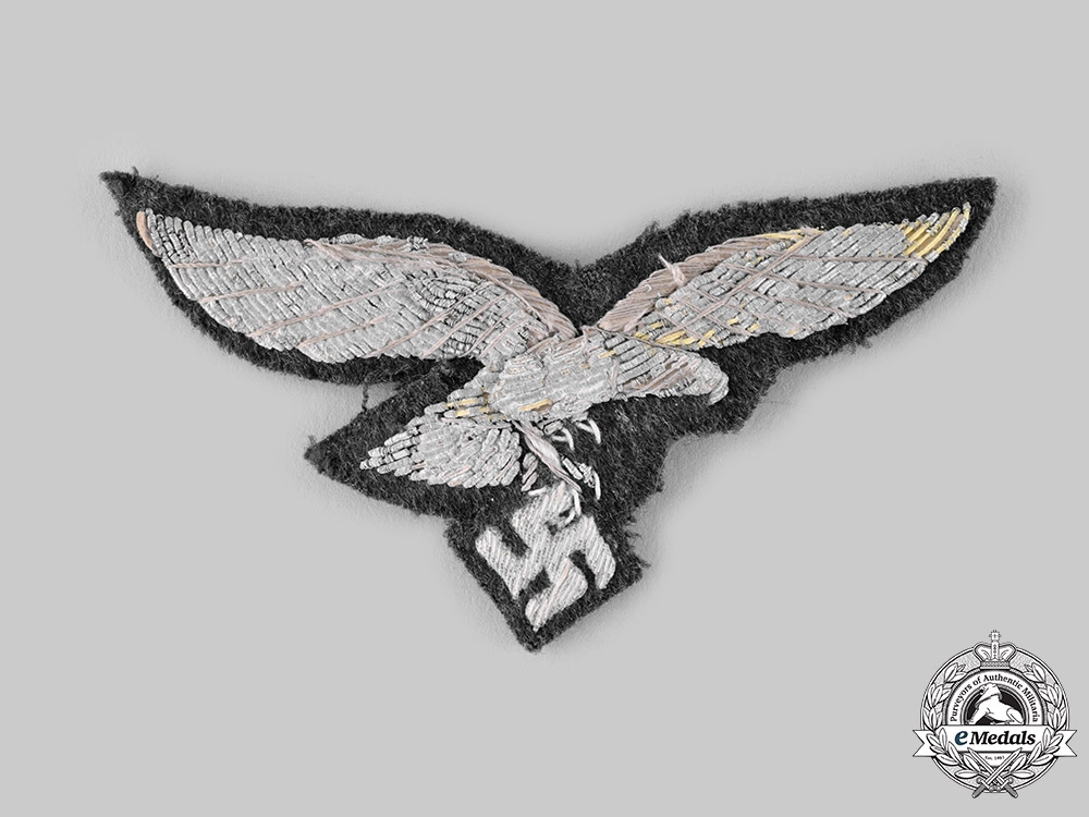 eMedals-Germany, Luftwaffe. An Officer's Breast Eagle