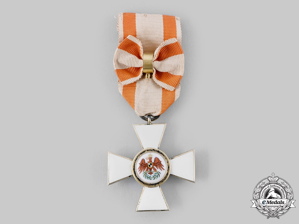 eMedals-Prussia, Kingdom. An Order of the Red Eagle, III Class with Bow, c.1900
