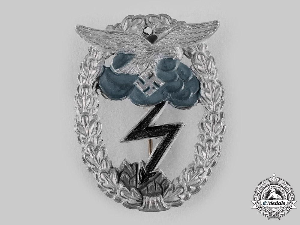 eMedals-Germany, Luftwaffe. A Ground Assault Badge