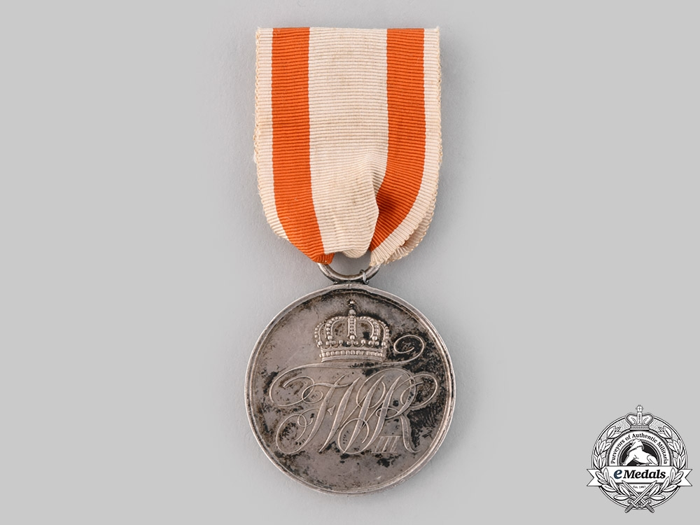 eMedals-Prussia, Kingdom. A General Honour Medal, II Class, c.1914