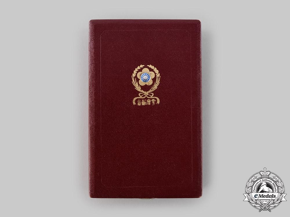 eMedals-China, Republic. An Order of the Resplendent Banner, V Class Commander, c.1935