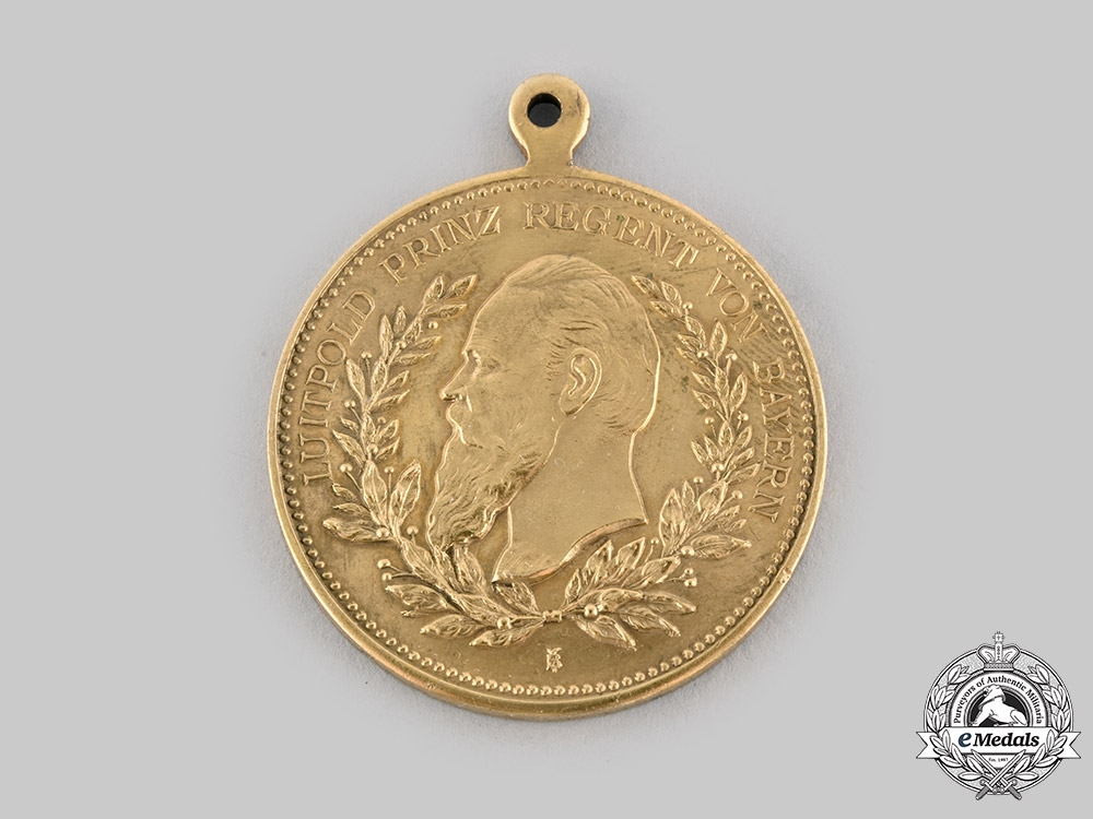 eMedals-Bavaria, Kingdom. A Campaign Medal for the Franco-Prussian War, c.1871