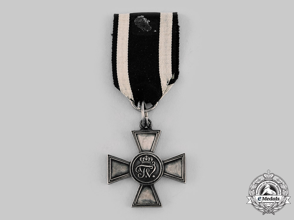 eMedals-Prussia, Kingdom. A Military Merit Cross, Museum Display Example