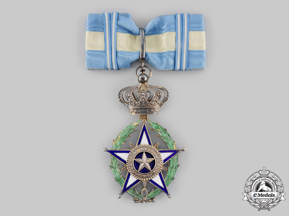 eMedals-Belgium, Kingdom. An Order of the African Star, Commander, c.1950