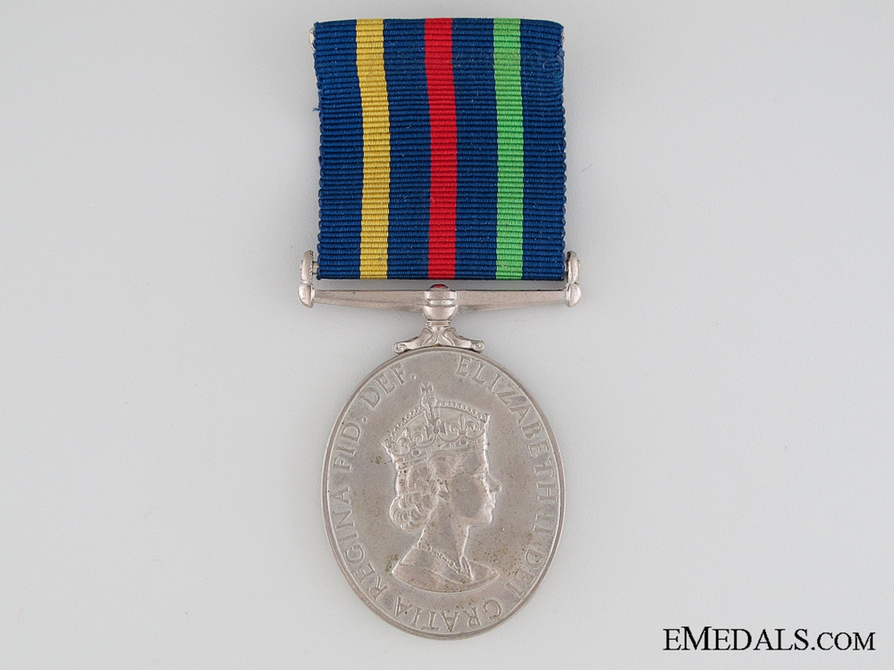 eMedals-Civil Defence Long Service Medal