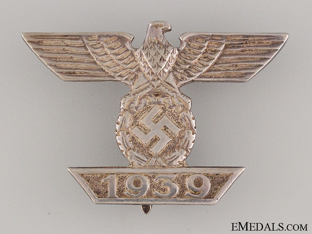 eMedals-Clasp to Iron Cross First Class 1939