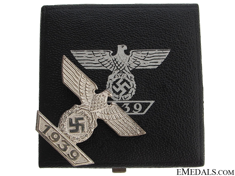 """eMedals-Clasp to the Iron Cross 1st Class 1939 """"¢¤ Mint"""