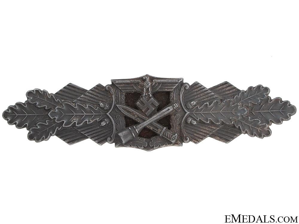 eMedals-Close Combat Clasp, Silver Grade – S & L