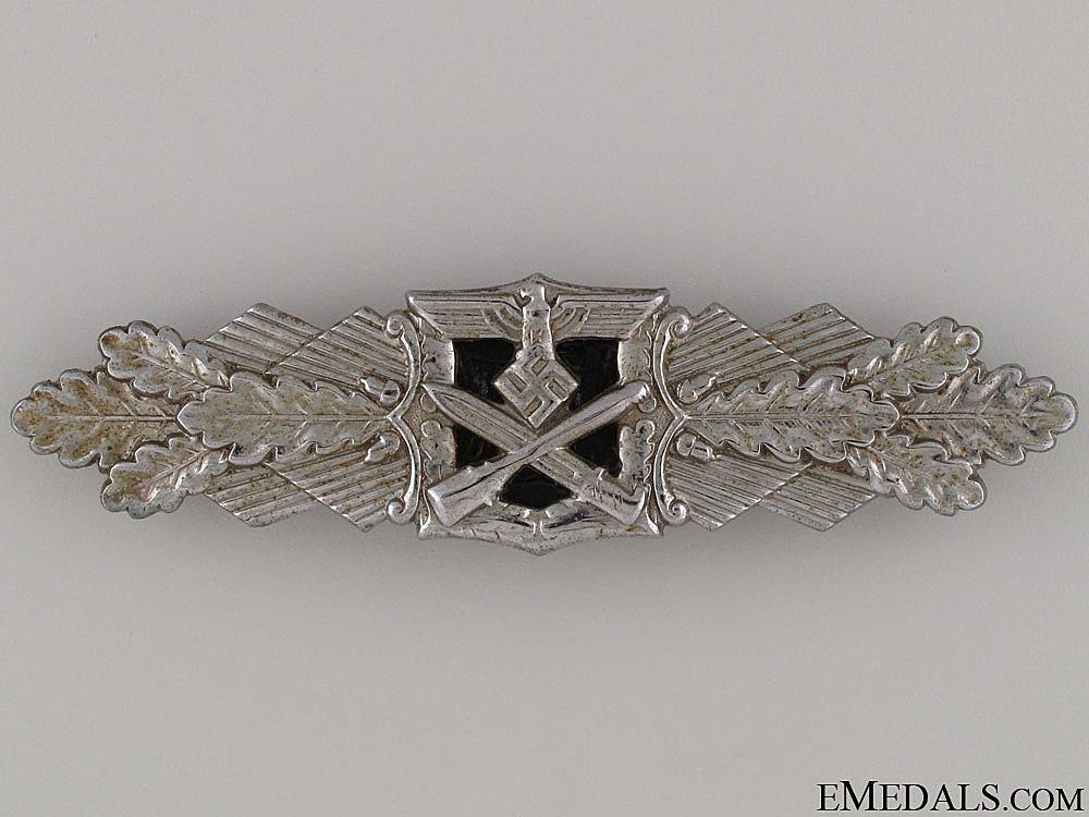 eMedals-A Silver Grade Close Combat Clasp
