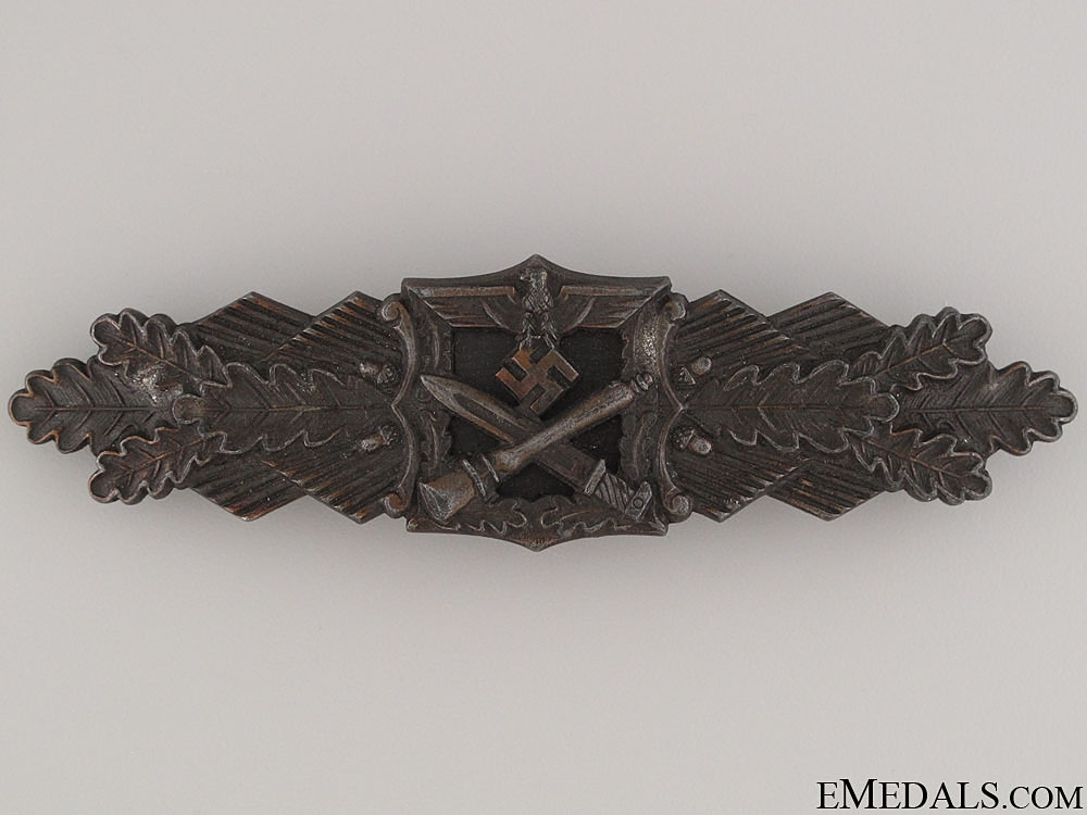 eMedals-Close Combat Clasp - Bronze by JFS
