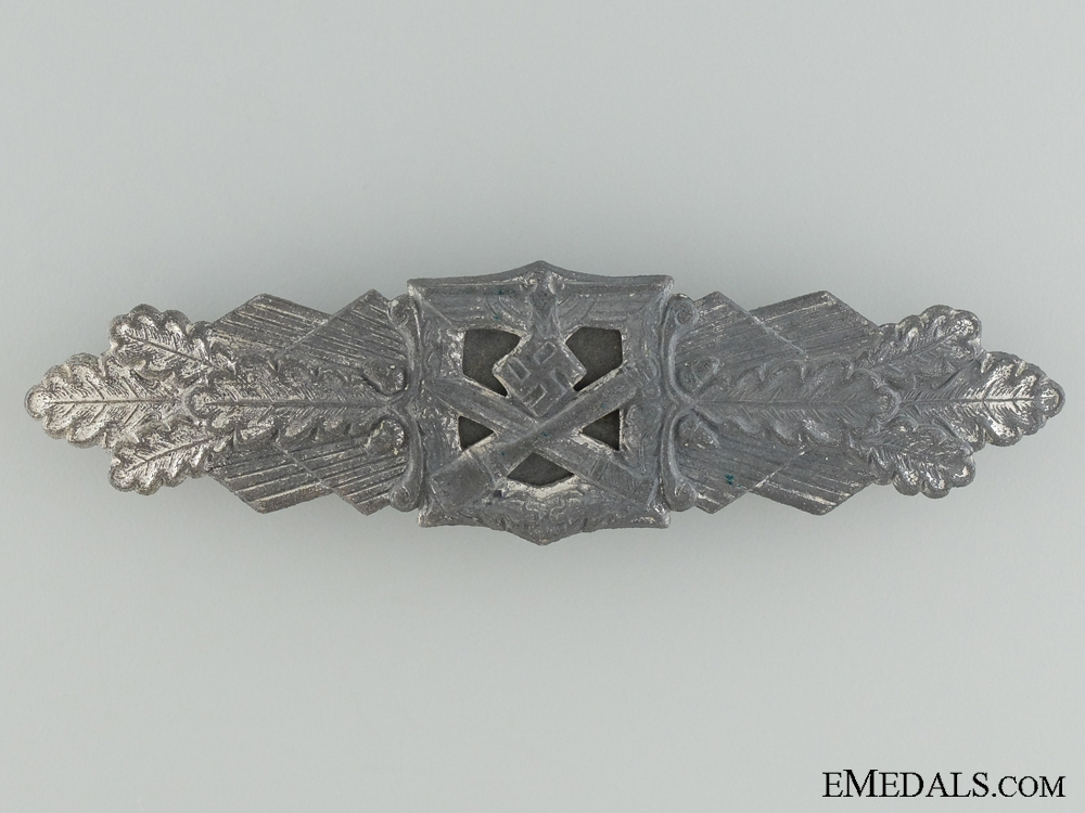 eMedals-Close Combat Clasp; Silver Grade by FLL