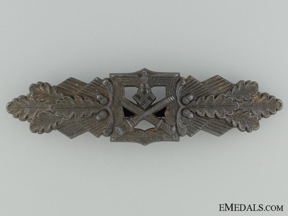 eMedals-Close Combat Clasp; Bronze Grade by F & B L