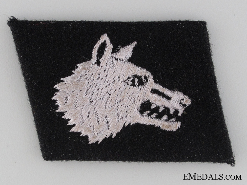 eMedals-Collar Tab of 30th Waffen-SS Grenadier Division