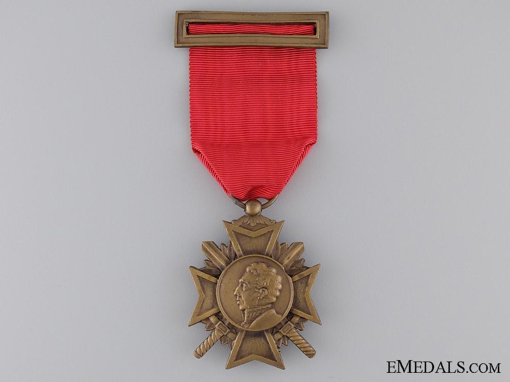 "eMedals-Colombian National Order of Merit ""Antonio Nariño""; Bronze Grade"
