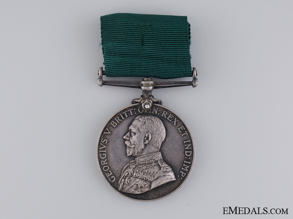 eMedals-Colonial Auxiliary Forces Long Service & Good Conduct Medal