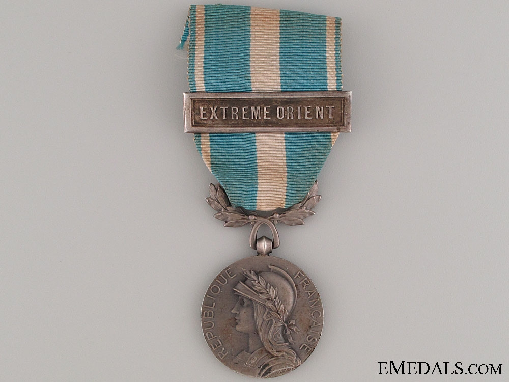 eMedals-Colonial Medal - EXTREME ORIENT