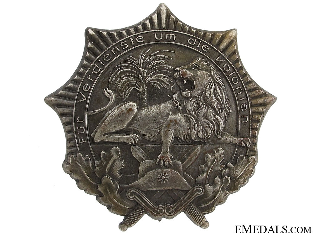 eMedals-Colonial War Veterans Organization Badge
