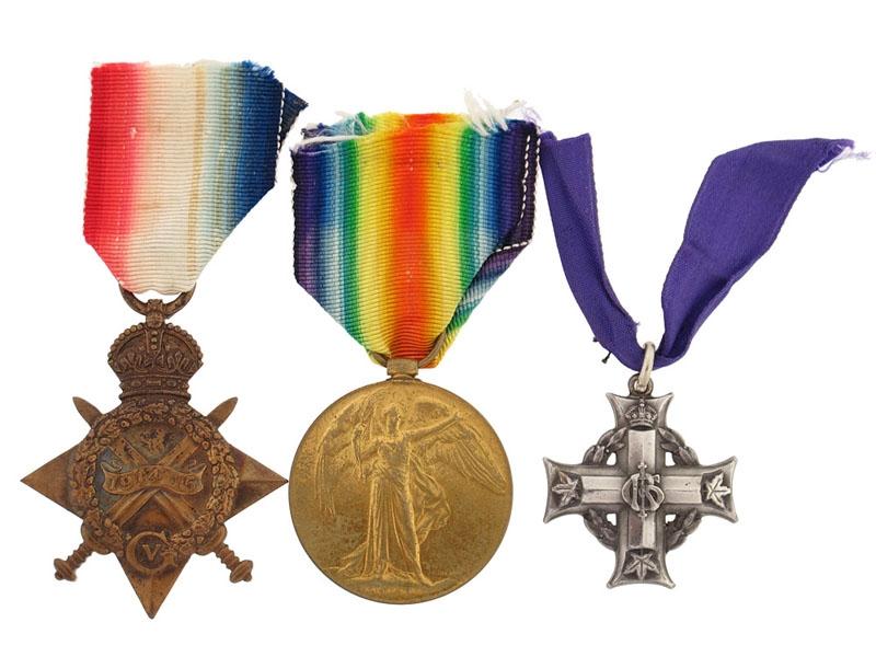 eMedals-Memorial Group - 21st Battalion & Passchendaele KIA