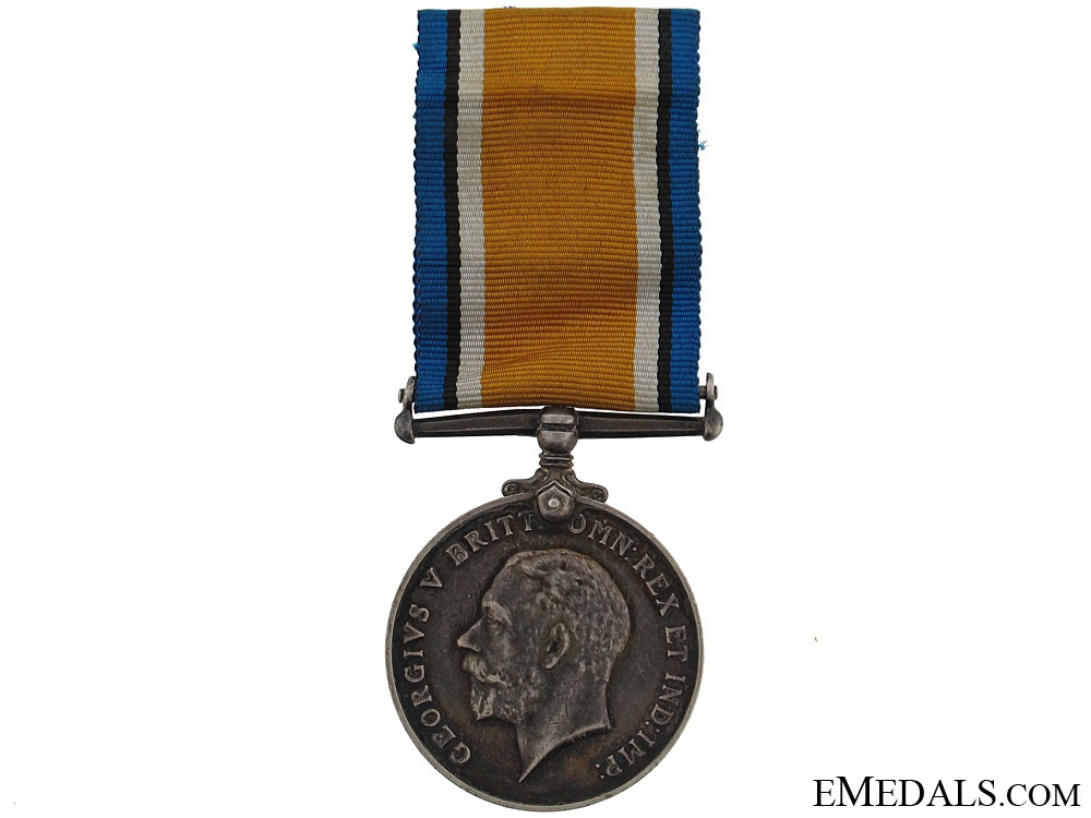 eMedals-British War Medal - Canadian Army Medical Corps