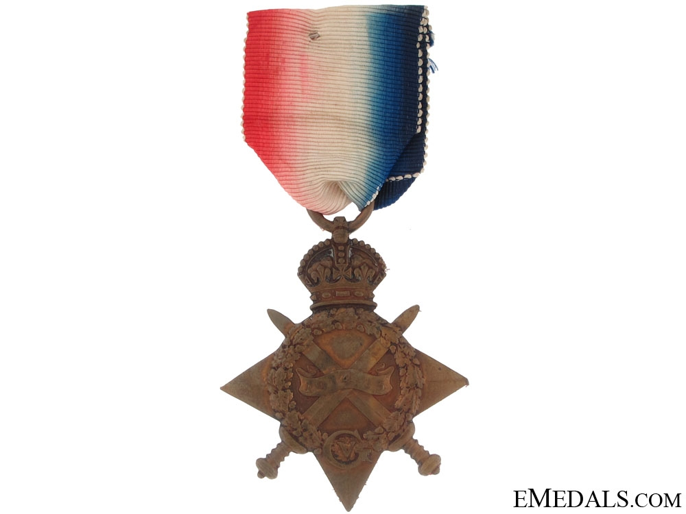 eMedals-1914-15 Star - 16th Canadian Infantry