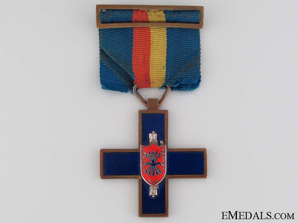 eMedals-Commemorative Cross of the Blue Arrows Division,