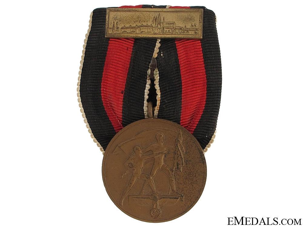 eMedals-Commemorative Medal 1. October 1938