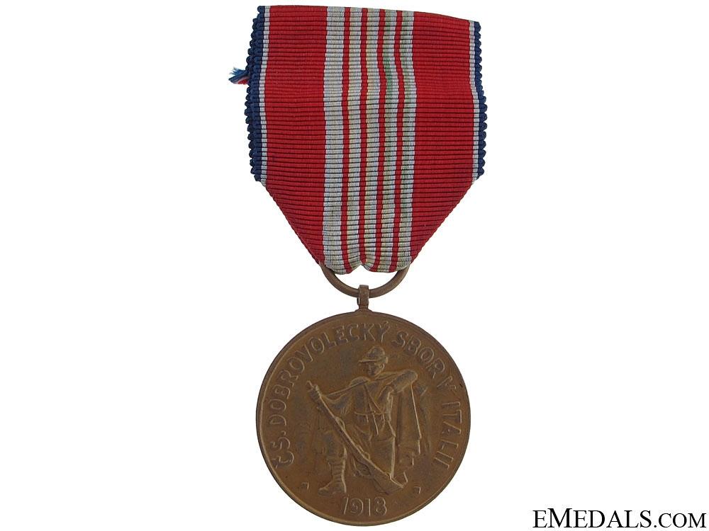 eMedals-Commemorative Medal of Italian Legion 1918