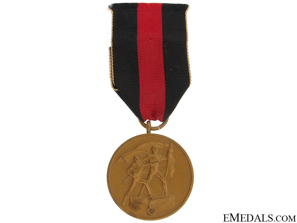 eMedals-Commemorative Medal 1. October 1939