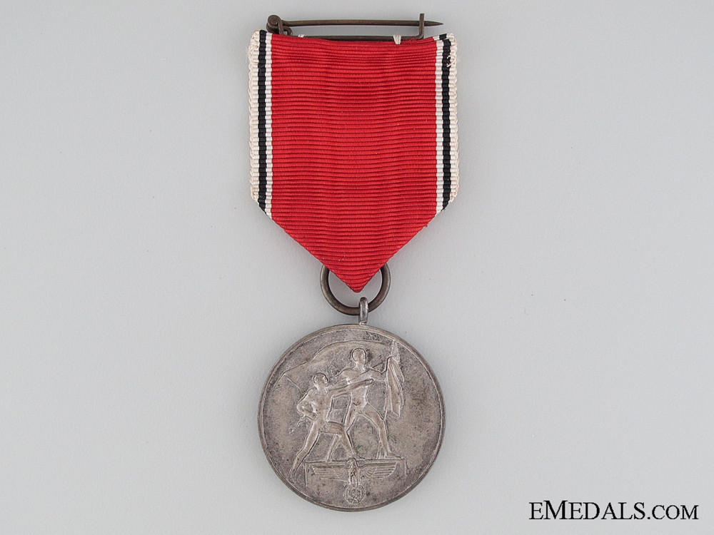 eMedals-Commemorative Medal 13 March 1938