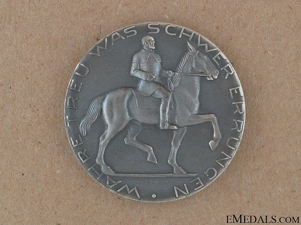 eMedals-Commemorative Table Medal 1920-1940