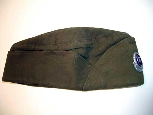 eMedals-USTASHA OFFICER'S SIDE CAP WWII