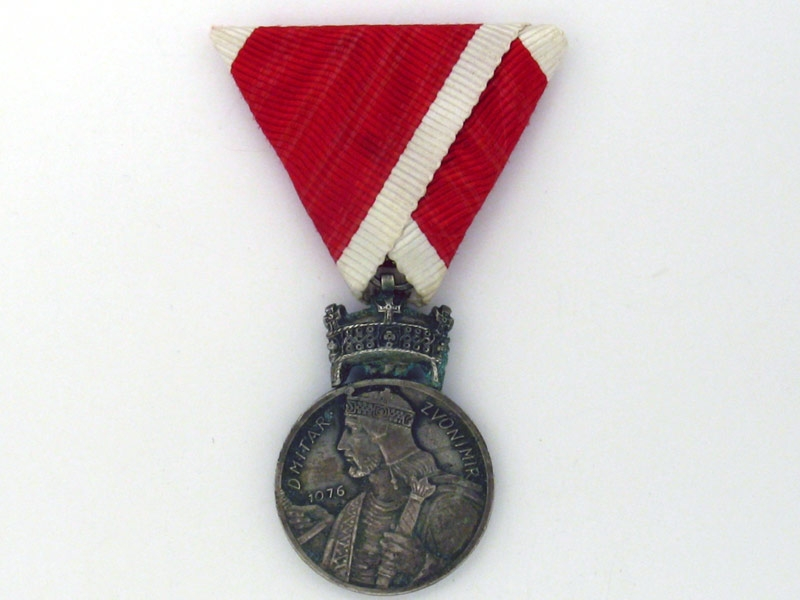 eMedals-Merit Medal of King Zvonimir WWII