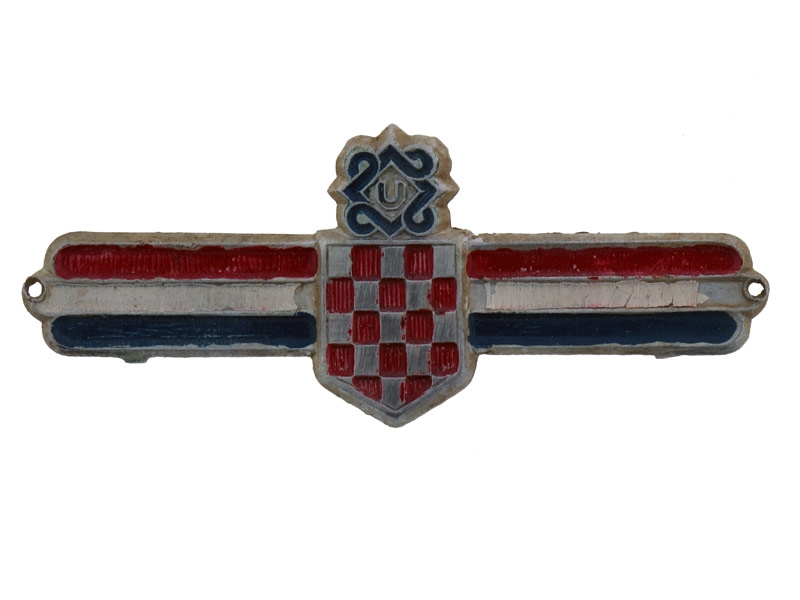 eMedals-Leader's Badge, WWII Croatian