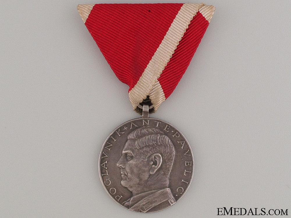 eMedals-Croatian Bravery Medal - 2nd Class