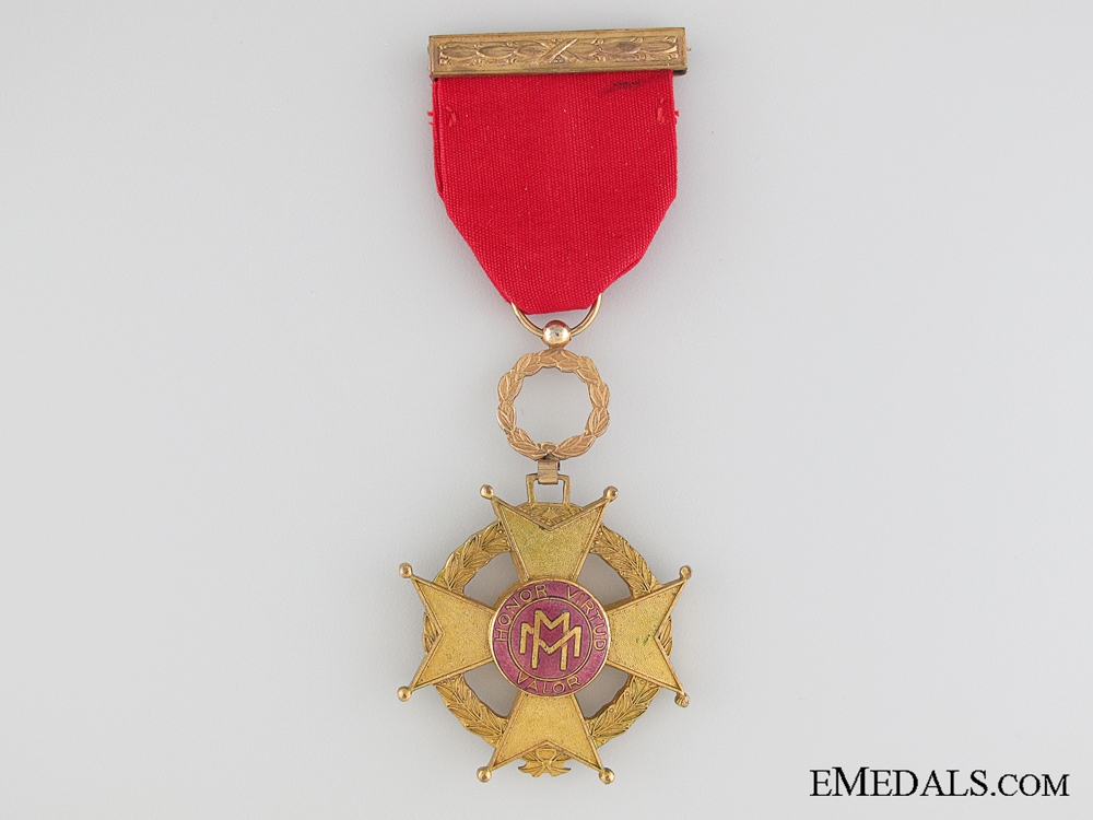 eMedals-Cuban Order of Military Merit, 4th Class, Military, For Bravery in Combat